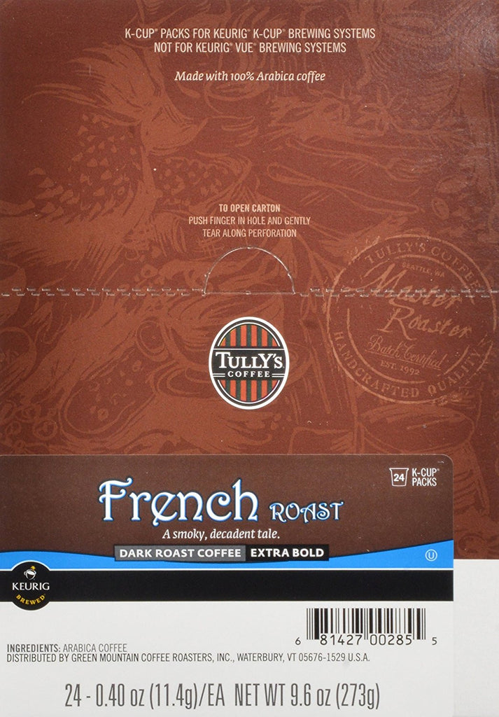 Tully's French Roast