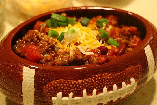 CHEF VINNI'S SUPERBOWL CHILI