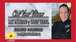 Chef Vinni Live Meals & Deals!
