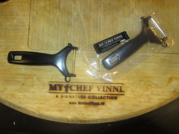 CHEF VINNI'S PRO-SPEED PEELER
