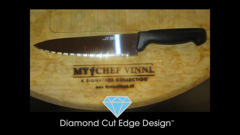 CHEF VINNI'S AMAZING CHEF KNIFE