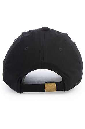 """LA Paintbrush"" Dad Cap - Black"
