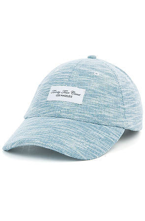 """Knitted"" Dad Cap - Aqua"