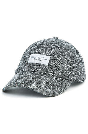 """Knitted"" Dad Cap - Black"