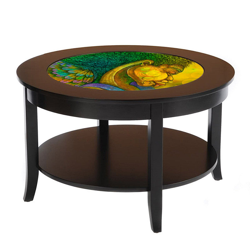 Afro Angel ( Coffee Table ) - bibbsdesign.com