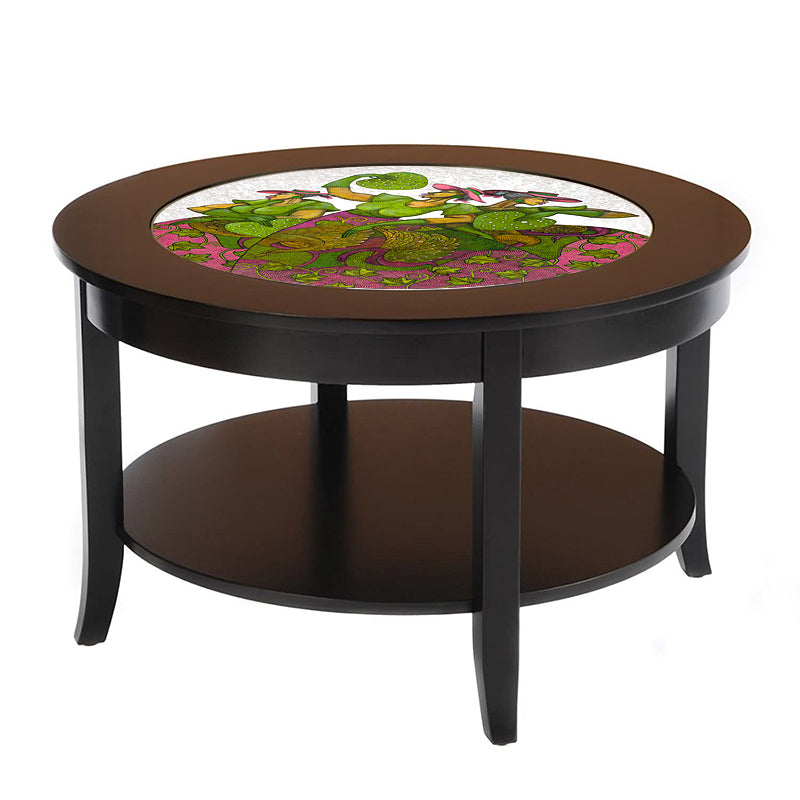 Ivy Dance ( Coffee Table ) - bibbsdesign.com