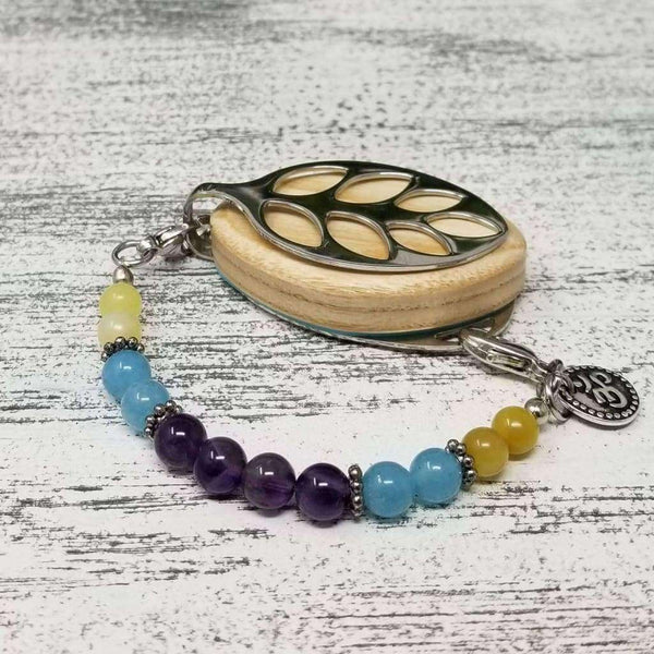 Fairytale Mala Bellabeat Leaf Bracelet