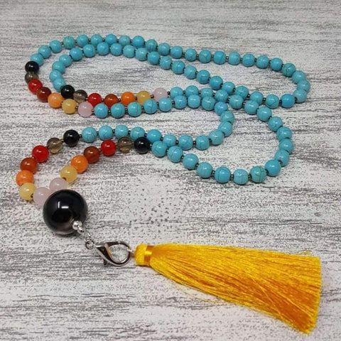 Journey Mala Necklace