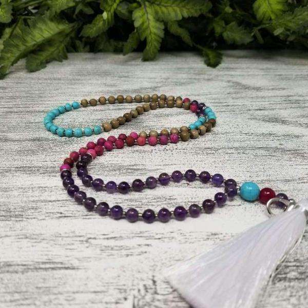 Tranquility Mala Necklace