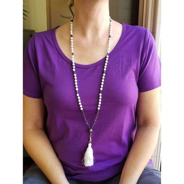 Peace Mala Necklace