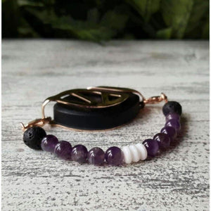 Revive Aromatherapy Bellabeat Leaf Bracelet