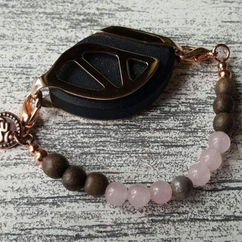 RTS - Love Mala Bellabeat Leaf Bracelet
