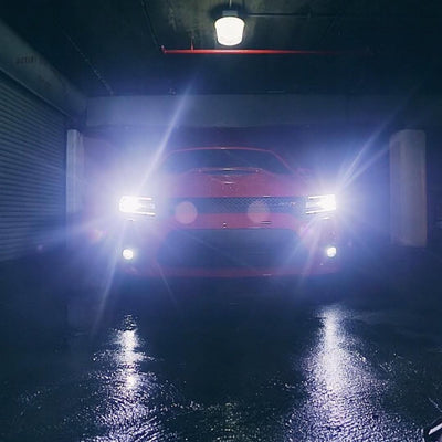 How to Identify Different Kinds of Car Headlights