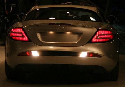 LED Car Tail Lights - For Looks Only?
