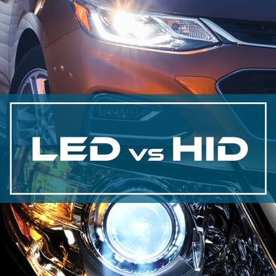LED vs HID – The One to Go For
