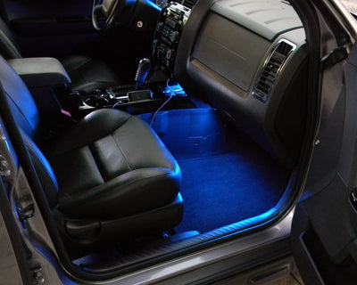 Upgrading Your Car Interior with LED Lights