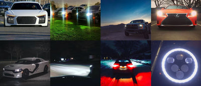 Why Convert to LED Lights for Cars