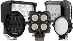 Off-Road LED Auxiliary Light & Work Light