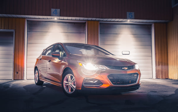 Chevrolet Cruze Hatchback - LED Headlight Kit