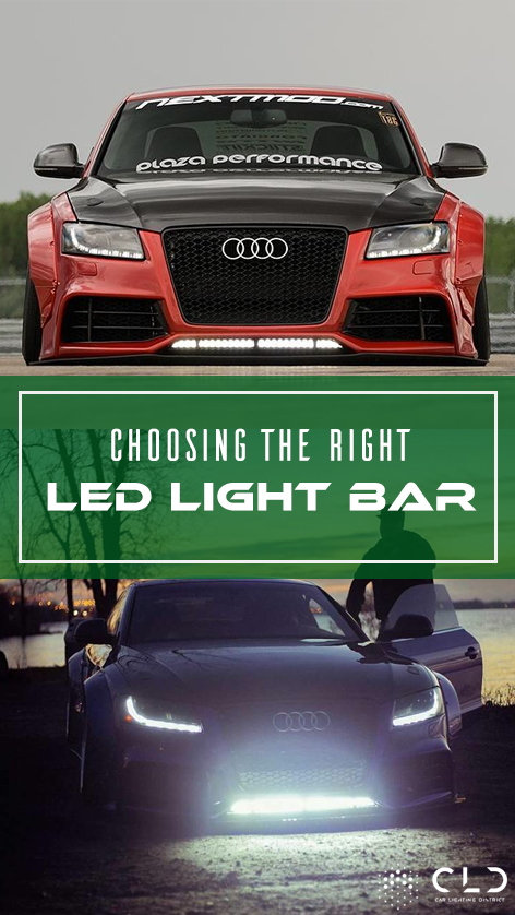 Choosing the Right LED Light Bar