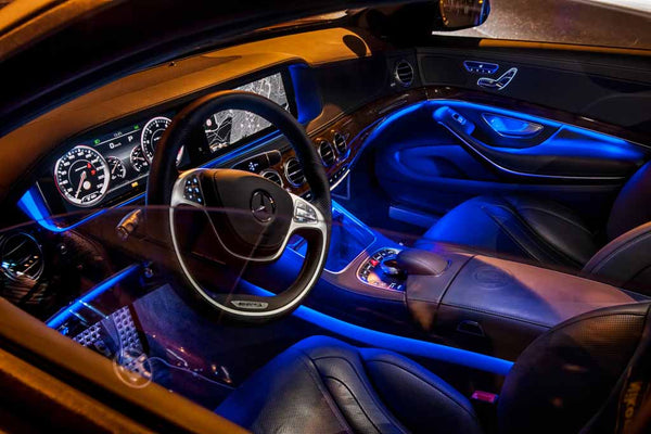 Exceptional LED Lights For Car Interior