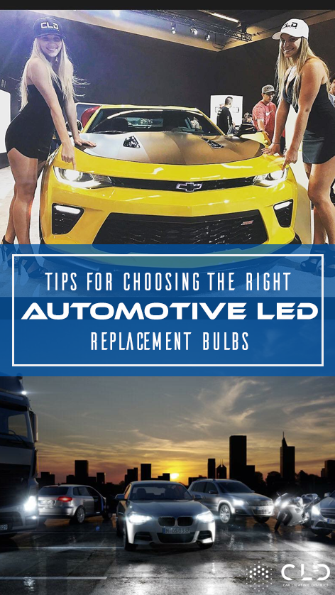Tips for Choosing the Right Automotive LED Replacement Bulbs