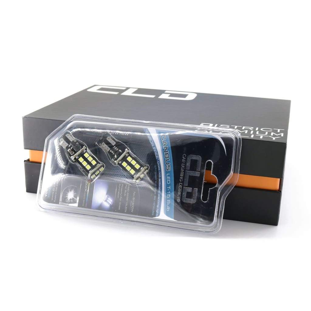 Front Sidemarker LED Bulbs - Car Lighting District