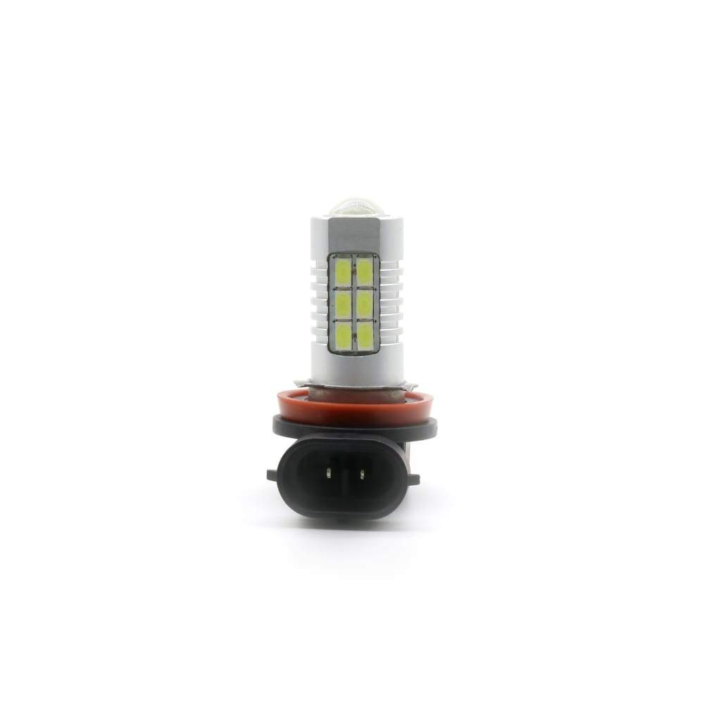 LED Fog Light Replacement Bulbs (2 Bulbs) - Car Lighting District
