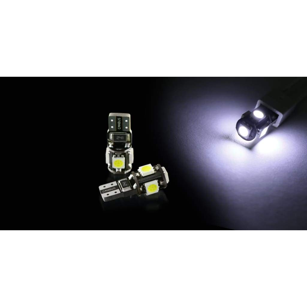 FREE 168/194/T10 LED Bulbs - Car Lighting District