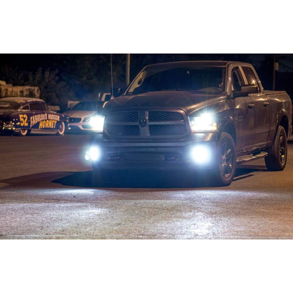 LED Upgrade For Truck (High Beam, Low Beam and Fog Lights) - Car Lighting District
