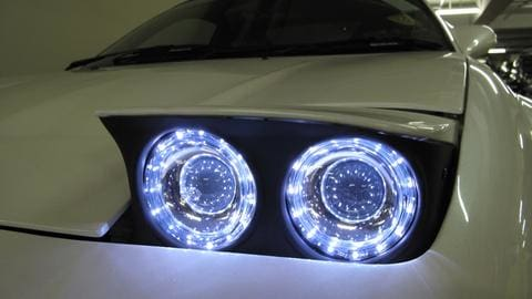 High-intensity discharge Headlamp