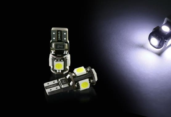 CLD - Car Lighting District FREE LED T10 LED BULBS