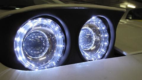 Xenon HID Headlights