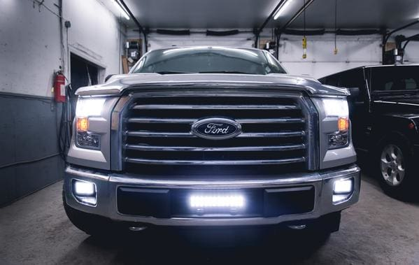 Ford F-150 LED Bar Lights for Car