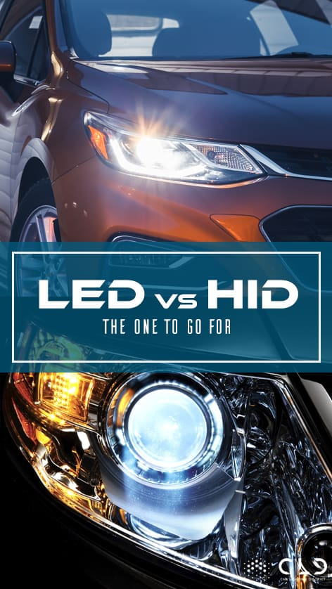 LED vs HID - The One to Go For