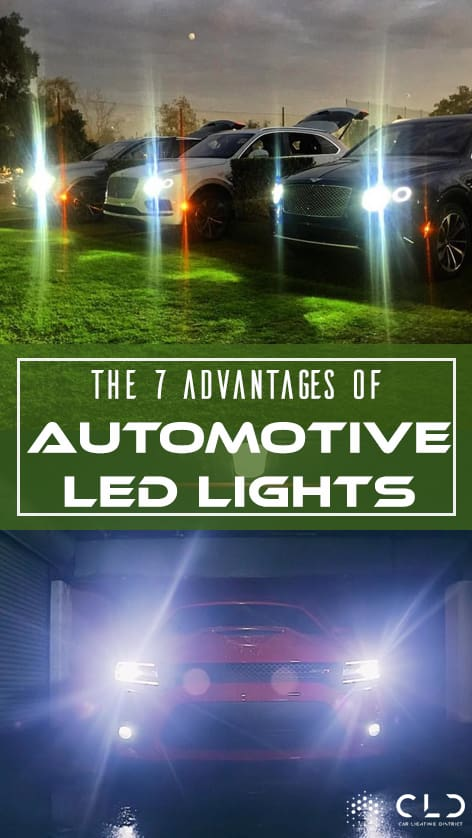 The 7 Advantages of Automotive LED Lights