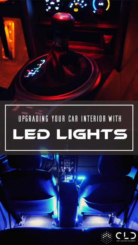 Upgrading Your Car Interior with LED Lights - Car Lighting District