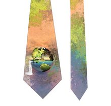 Empty the World Necktie