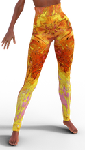 Fire Storm Leggings