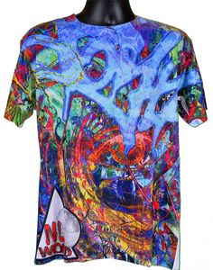 Rave Graffiti T-Shirt
