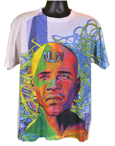 TShirt Sublimation Next Level World Urban Anger
