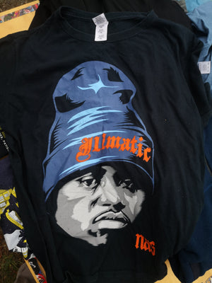 Nas Illmtic NZ Tour T-Shirt