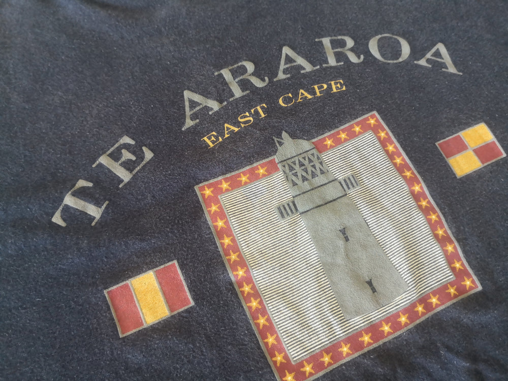 Te Araroa Lighthouse T-Shirt