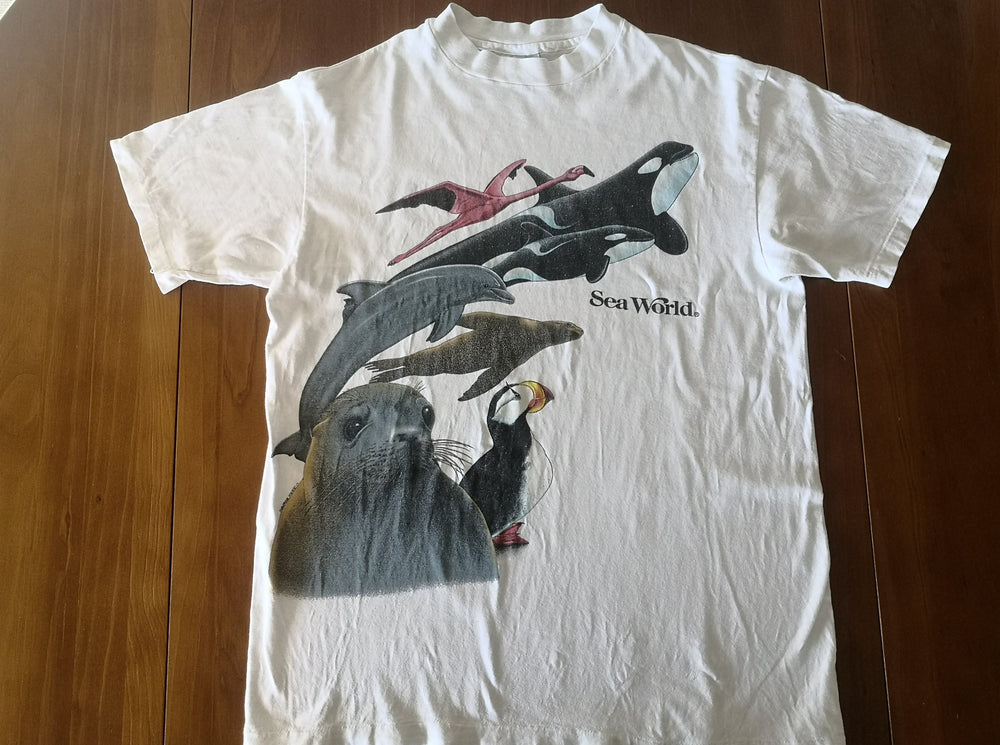 87 Seaworld T-Shirt