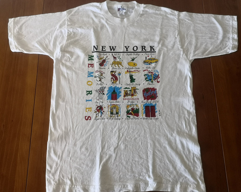 New York Memories T-Shirt