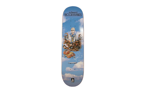 Edward Woodyhands Deck