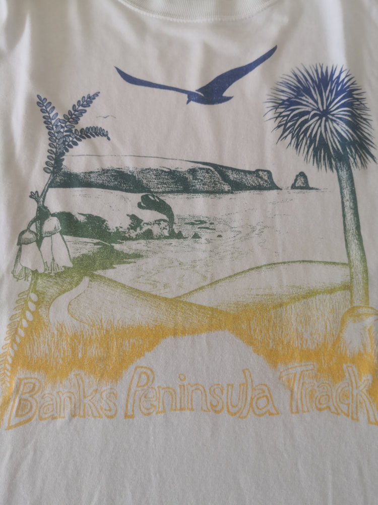 Banks Peninsula T-Shirt