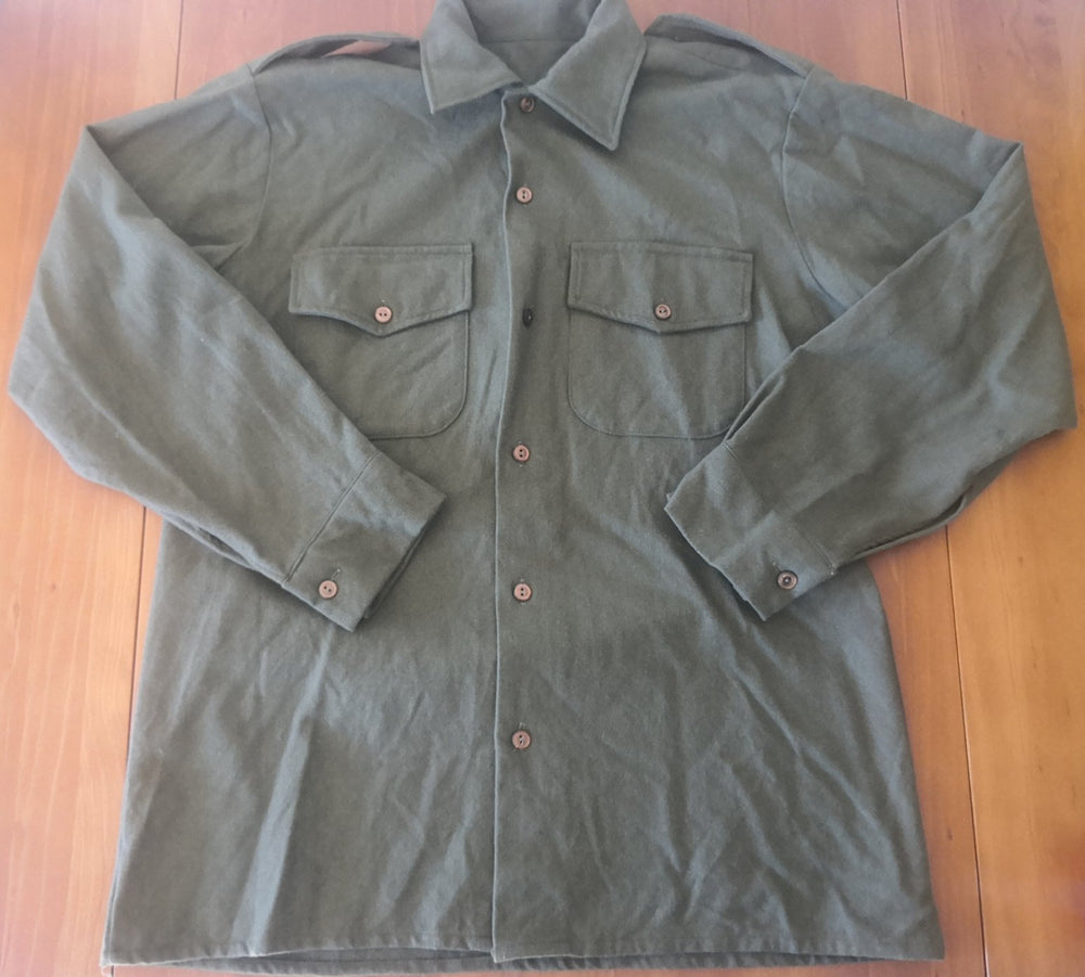 NOS 1980s NZ Army Shirt