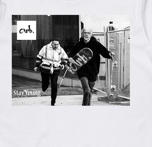 Stay Young T-Shirt