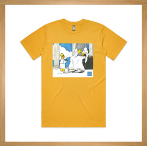 Homer V God T-Shirt
